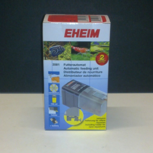 Eheim automatic fish feeders